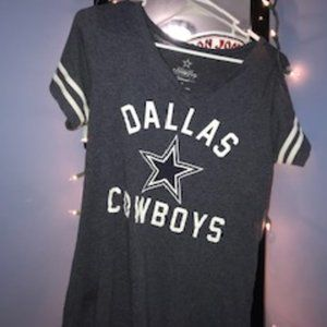 Women's Dallas Cowboy's  shirt